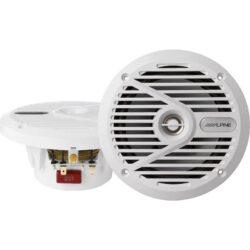 Ηχεία Alpine 16,5 cm 2-Way Coaxial Speaker – SPS-M601W