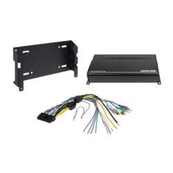 Ενισχυτές Alpine KTA-450 4-channel Amplifier (Head Unit Power Pack)