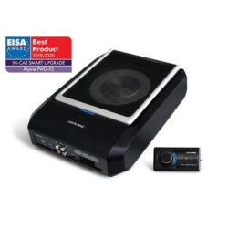 Woofer Alpine PWD-X5 4.1 Channel Digital Sound Processor (DSP) with Powered Subwoofer