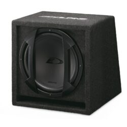 Woofer Alpine SBE-1244BR Ready to use Bass Reflex Subwoofer (4Ohm)