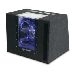 Woofer Alpine SBG-1224BP Ready to use Band Pass Subwoofer (2Ohm)