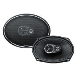 Ηχεία Kenwood 7×10″, 3-way Coaxial High Performance Flush Mount Speaker System KFC-X712