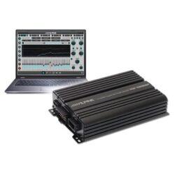 Ενισχυτές Alpine PDP-E800DSP 8-Channel Digital DSP Amplifier