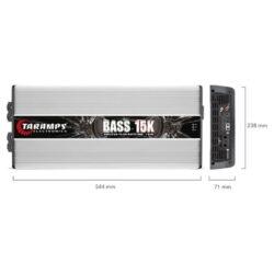 Ενισχυτές Taramps BASS 15 k