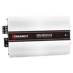 Ενισχυτές Taramps DS 1200 X 4 2Ohm