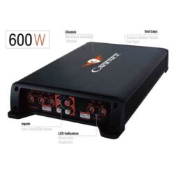 Ενισχυτές Cadence Q Series Amplifier Q2404