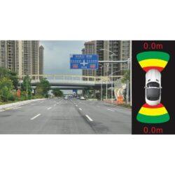 Συστήματα Ασφαλείας Bizzar Σύστημα Παρκαρίσματος Εμπρός/Πίσω & Κάμερα