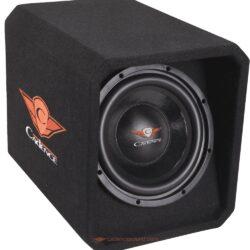 """Woofer Cadence 12"""" SubWoofer Box QUBE12VP"""