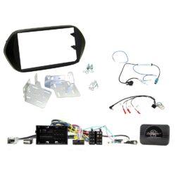 Εγκατάσταση Connects2 Fiat Tipo 2DIN Installation Kit  D-CTKFT17