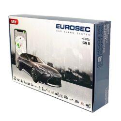 Συστήματα Ασφαλείας EuroSec Δορυφορικός CanBus Συναγερμός με Εφαρμμογή στο Smartphone